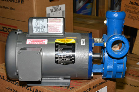 JC Industries in Nisku is your full service pump specialist
